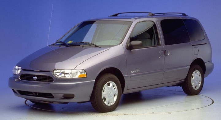 1999 Nissan Quest Concept HD Wallpaper