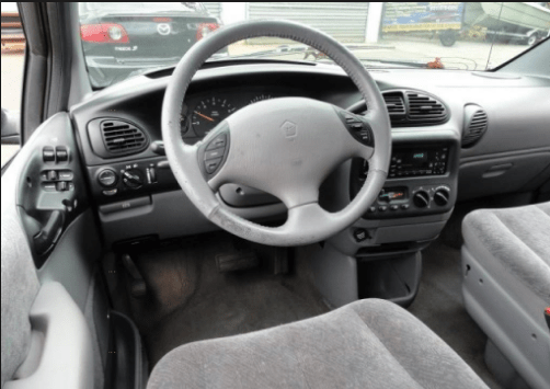 2000 Dodge Caravan Interior and Redesign