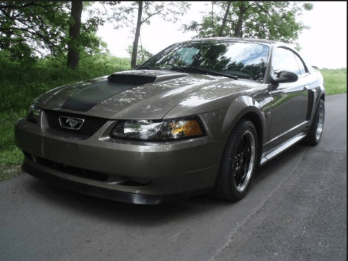 2002 Ford Mustang Owners Manual and Concept