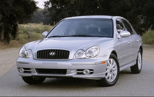 2002 Hyundai Sonata Owners Manual and Concept