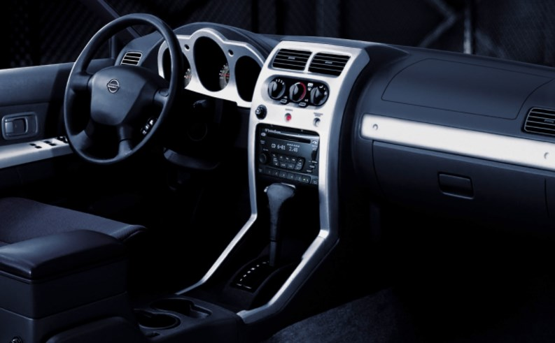 2002 Nissan Xterra Interior HD Wallpaper