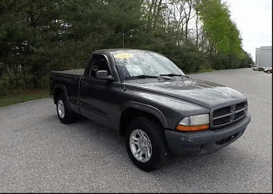 2003 Dodge Dakota Owners Manual and Concept