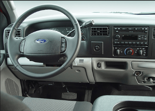 2003 Ford Super Duty Interior and Redesign