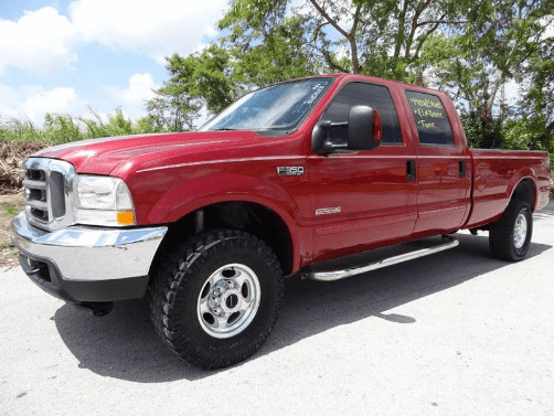 2003 Ford Super Duty Owners Manual and Concept