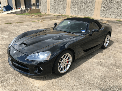 2004 Dodge Viper Owners Manual and Concept