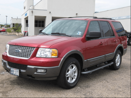 2004 Ford Expedition Owners Manual and Concept