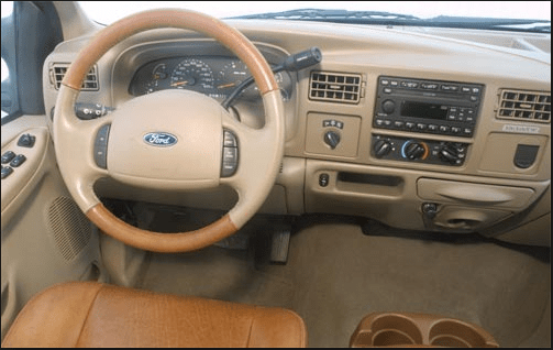 2004 Ford Super Duty Interior and Redesign