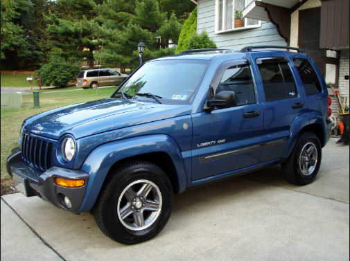 2004 Jeep Cherokee Owners Manual and Concept