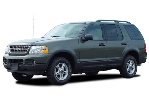 2005 Ford Explorer Owners Manual and Concept