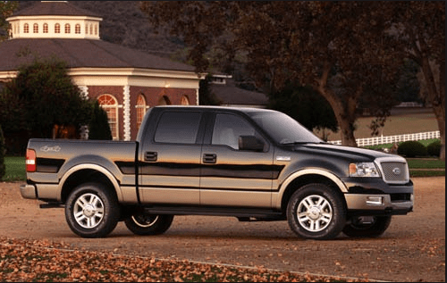 2005 Ford F-150 Owners Manual and Concept