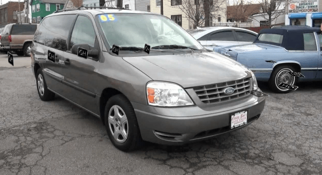 2005 Ford Freestar Owners Manual and Concept