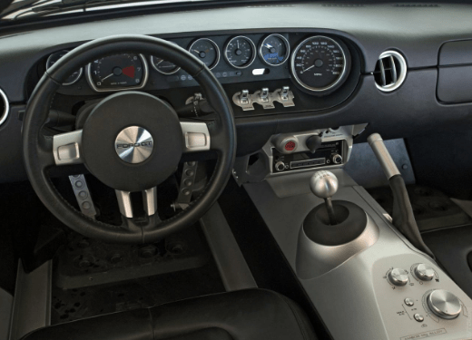2005 Ford GT Interior and Redesign