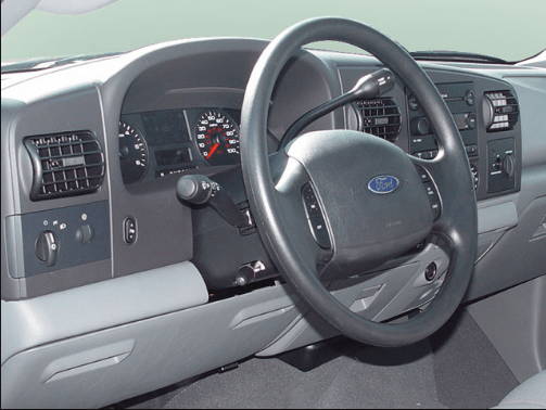 2005 Ford Super Duty Interior and Redesign
