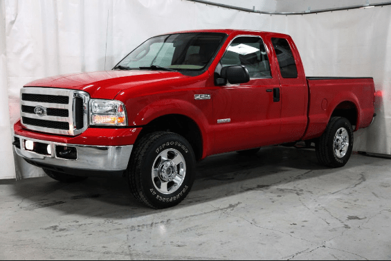 2005 Ford Super Duty Owners Manual and Concept