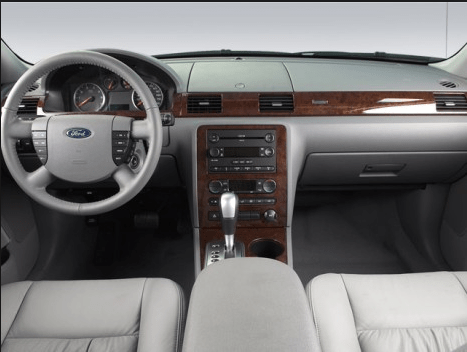 2006 Ford Five Hundred Interior and Redesign