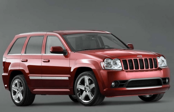 2006 Jeep Grand Cherokee Owners Manual and Concept
