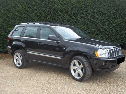 2008 Jeep Grand Cherokee Owners Manual and Concept