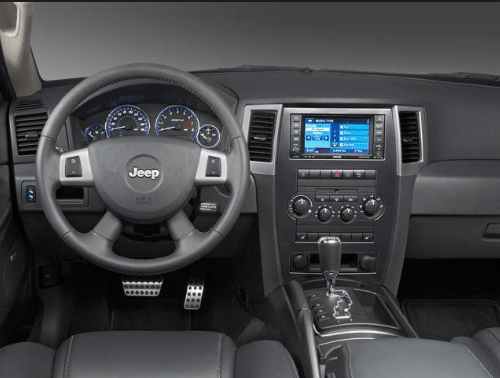 2009 Jeep Cherokee Interior and Redesign