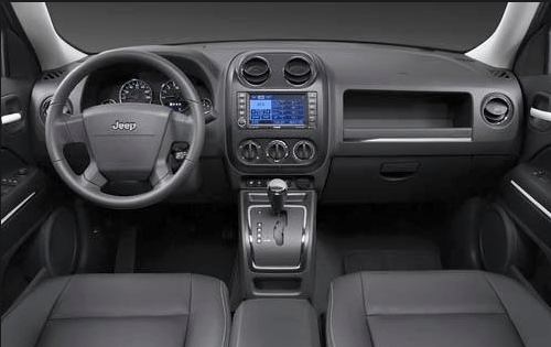 2010 Jeep Patriot Interior and Redesign