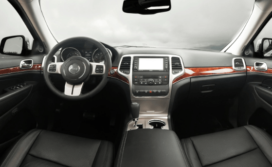 2011 Jeep Cherokee Interior and Redesign