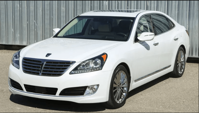 2014 Hyundai Equus Owners Manual and Concept