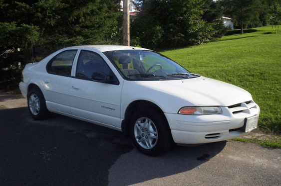 1999 Dodge Stratus Owners Manual and Concept