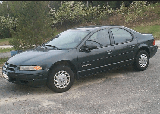 2000 Dodge Stratus Owners Manual and Concept