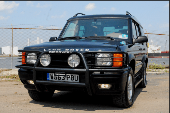 2000 Land Rover Discovery Owners Manual and Concept