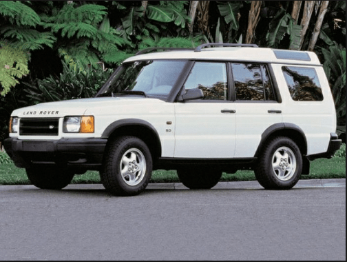 2001 Land Rover Discovery Owners Manual and Concept