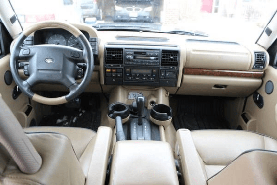 2002 Land Rover Discovery Interior and Redesign