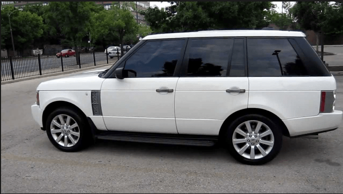 2006 Land Rover Range Rover Owners Manual and Concept