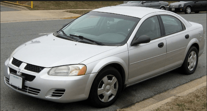 2007 Dodge Stratus Owners Manual and Concept