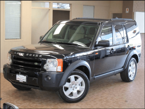 2008 Land Rover LR3 Owners Manual and Concept