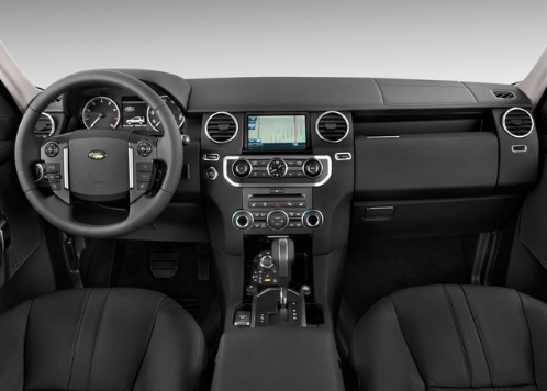 2010 Land Rover LR4 Interior and Redesign