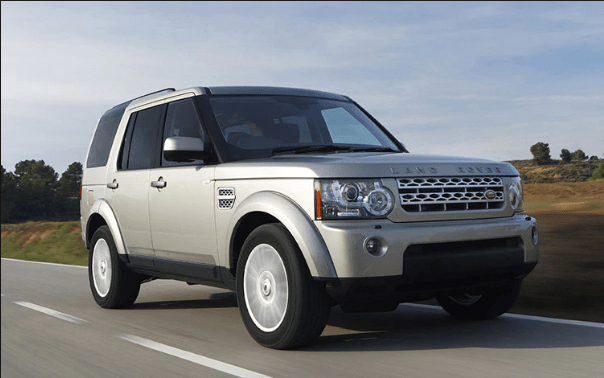 2010 Land Rover LR4 Owners Manual and Concept