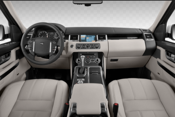2011 Land Rover Range Rover Interior and Redesign