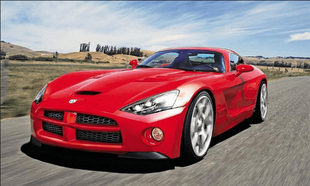 2012 Dodge Viper Owners Manual and Concept