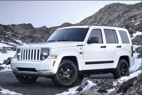 2012 Jeep Liberty Owners Manual and Concept