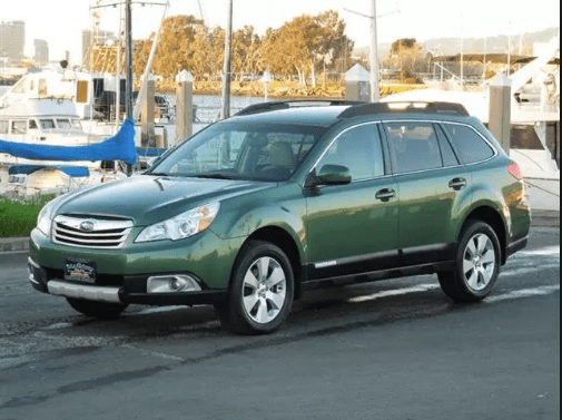 2012 Subaru Outback Owners Manual and Concept
