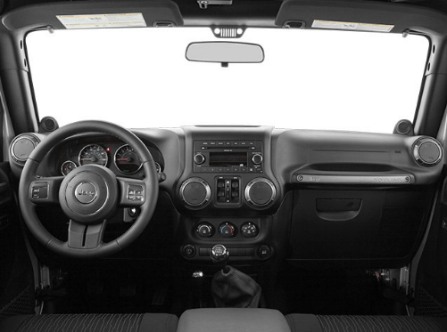 2013 Jeep Wrangler Unlimited Interior and Redesign