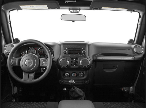 2014 Jeep Wrangler Unlimited Interior and Redesign
