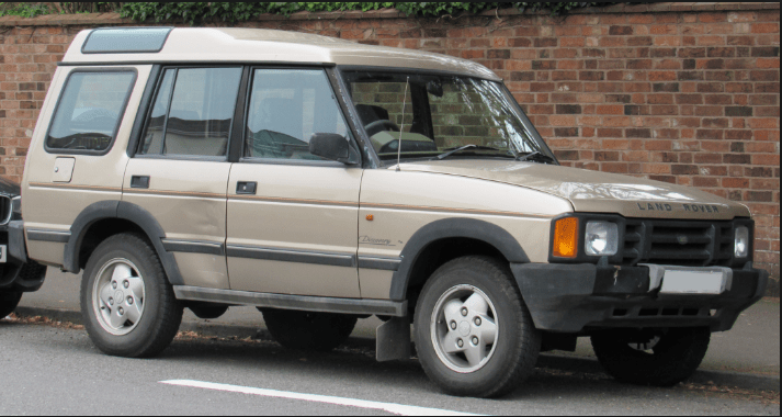 1993 Land Rover Discovery Owners Manual and Concept