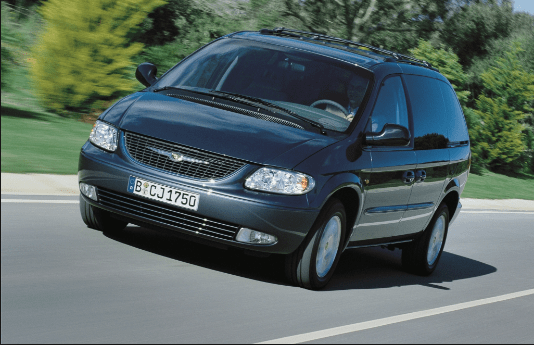 2000 Chrysler Voyager Owners Manual and Concept