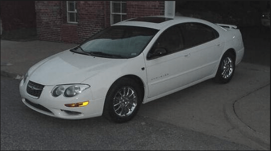 2001 Chrysler 300M Owners Manual and Concept