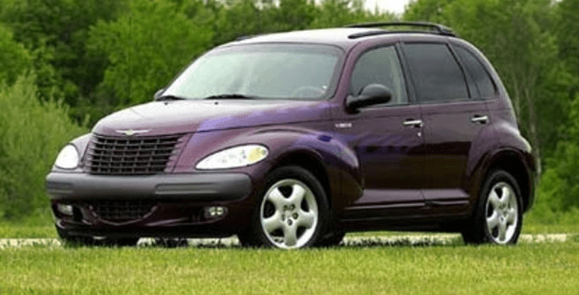 2002 Chrysler PT Cruiser Owners Manual and Concept