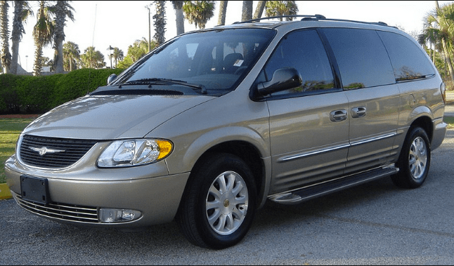 2002 Chrysler Town & Country Owners Manual and Concept