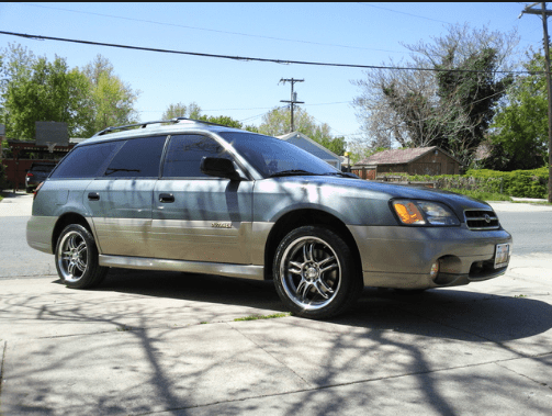 2002 Subaru Outback Owners Manual and Concept