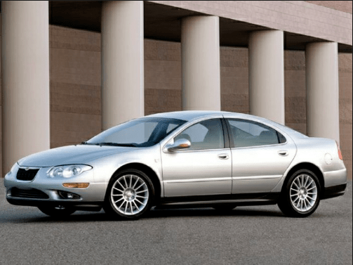 2003 Chrysler 300M Owners Manual and Concept