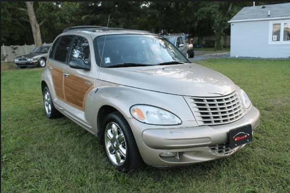 2003 Chrysler PT Cruiser Owners Manual and Concept