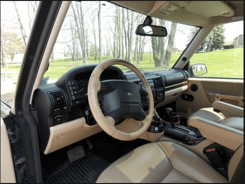2004 Land Rover Discovery Interior and Redesign